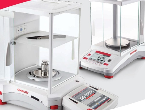 How to Calibrate an Ohaus Scale